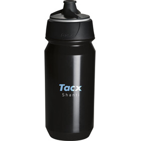 Tacx Shanti Trinkflasche 500ml schwarz